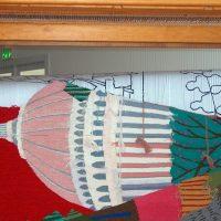 William B. Bryant - on the loom by Ulrika Leander