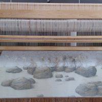 Noontide - On the Loom by Ulrika Leander