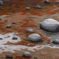 Unfinished Sky - Detail