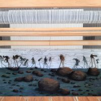 On the loom (2)